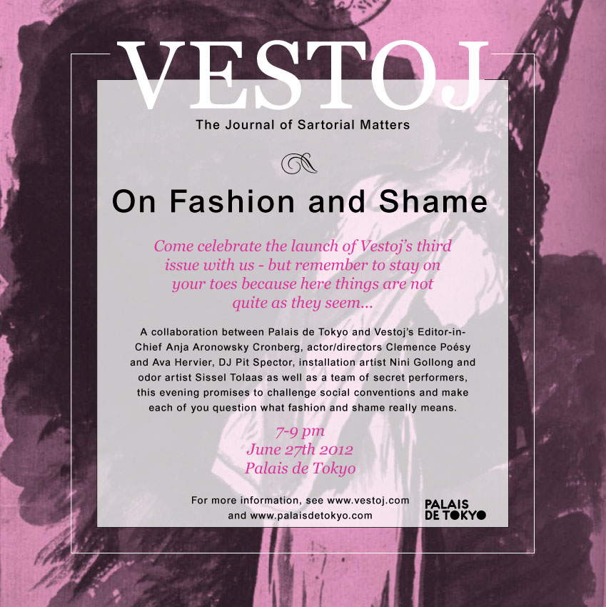 Vestoj 3 FashionShame-PdT INVITE