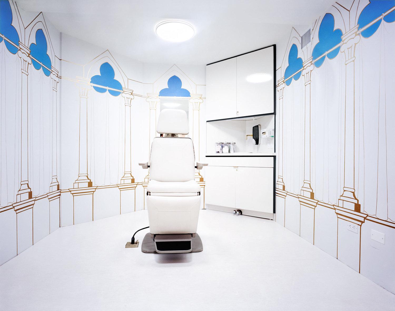 'White Consultation Room'