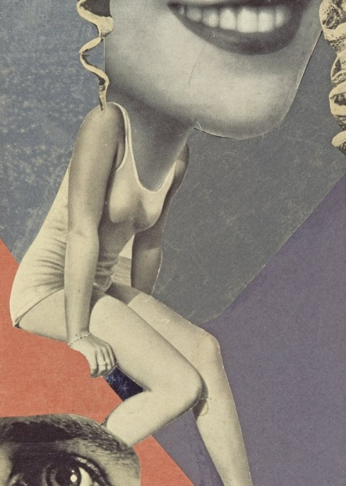 """Für ein Fest gemacht"" (Made for a Party), Hannah Höch, 1936"